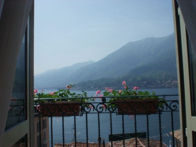 View from our room, Bellagio
