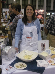 One of the owners of Point Reyes Blue Cheese